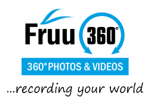 Fruu - 360 PHOTOS LOGO transparent